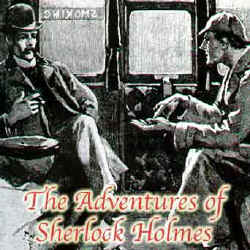 Illustration for The Adventures of Sherlock Holmes