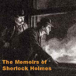 Illustration for The Memoirs of Sherlock Holmes audiobook