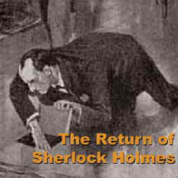 Illustration for The Return of Sherlock Holmes