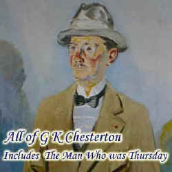 Illustration for All of G.K. Chesterton
