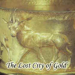 Illustration for The Lost City of Gold