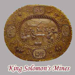 Illustration for King Solomon's Mines