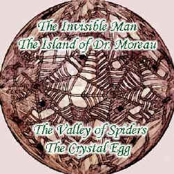 Illustration for The Valley of Spiders
