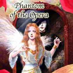 Illustration for The Phantom of the Opera