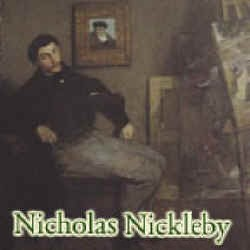 Illustration for Nicholas Nickleby